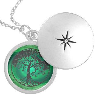 Colar Medalhão Árvore de vida: Como acima tão abaixo