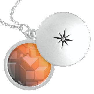 Colar Medalhão Divertimento poli 3C