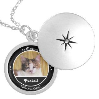 Colar Medalhão Foxtail Locket