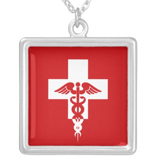 Colar profissional médica