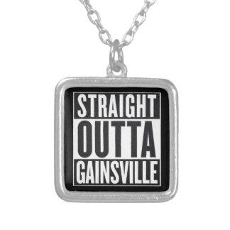 Colar reta de Outta Gainsville
