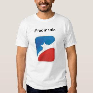 Cole de Michael para o T do congresso T-shirts