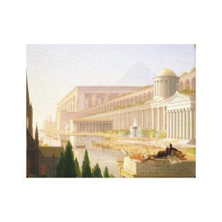 Cole de Thomas - o sonho do arquiteto