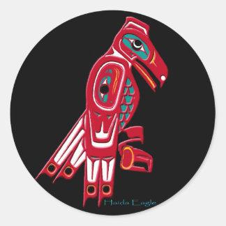 Coleção de EAGLE do HAIDA Adesivo