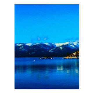 Coleção de Lake Tahoe Cartão Postal