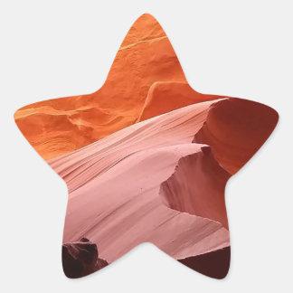 Coleção do arco adesito estrela