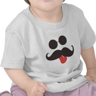 Coleção do bigode tshirts