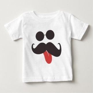 Coleção do bigode camiseta