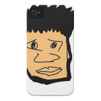 coleção filipina da cara dos desenhos animados do capinhas iPhone 4