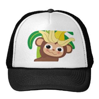 Coleção pequena 105 do macaco boné