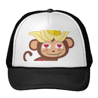 Coleção pequena 107 do macaco boné
