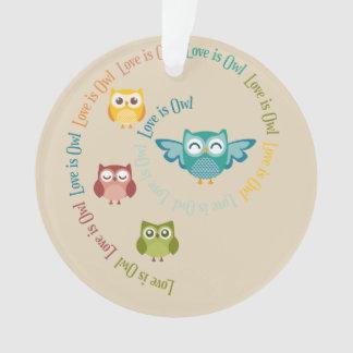"""Colecção """"Love is owl """""""