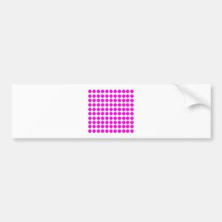 coleções do pinkpoka adesivo para carro