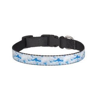 Coleira de cão das nuvens