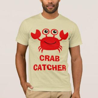 Coletor do caranguejo demasiado camiseta