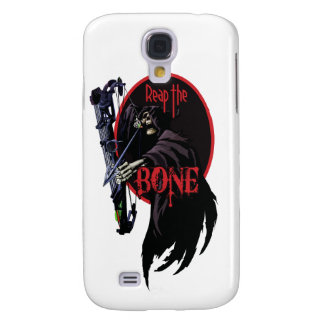 Colha a caixa do osso para o iphone 3G, iphone 3GS Capa Samsung Galaxy S4