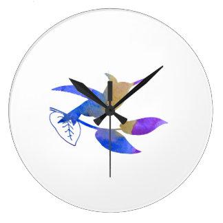 Colibri Relógio De Parede
