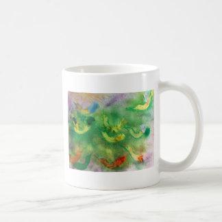 colibris caneca de café