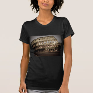 Coliseu clássico tshirt