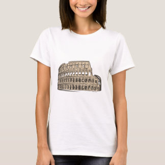 Coliseu Colosseum Camiseta