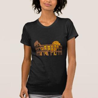 Coliseu leão Colosseum lion Tshirt