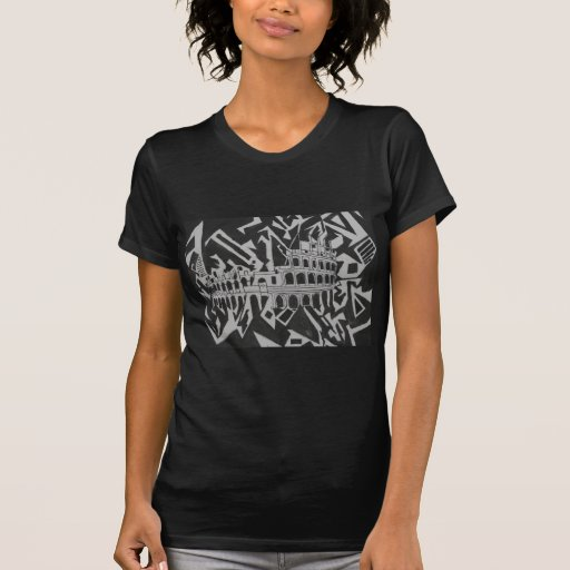 Coliseu louco t-shirt