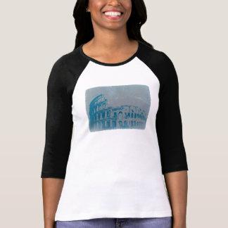 Coliseu Roma Camiseta