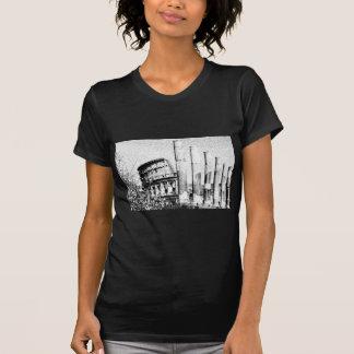 Coliseu romano, Roma Italia T-shirt