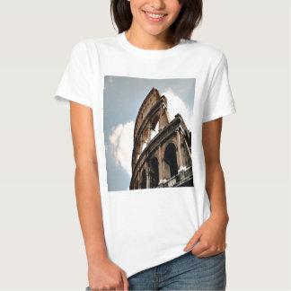 Coliseu romano tshirts