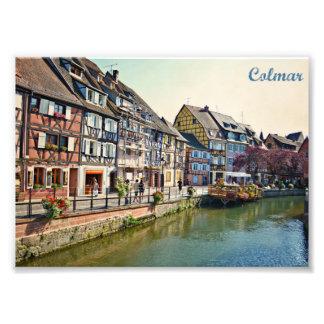 Colmar Impressão De Foto