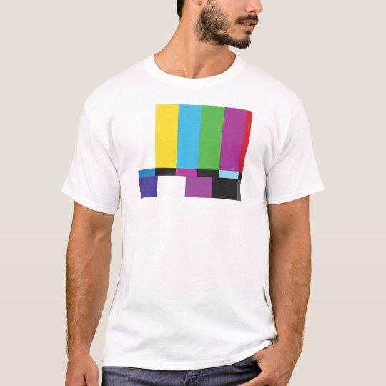 Color TV Camiseta
