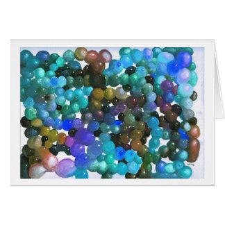 Colora o cartão azul da variação das gotas