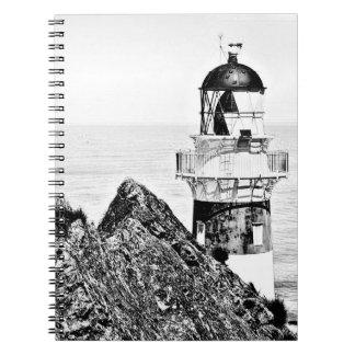 Coloração adulta: Caderno da cena do farol