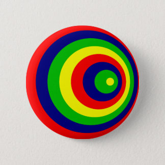 Colorful Bóton Redondo 5.08cm