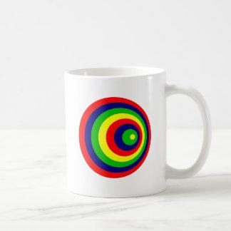 Colorful Caneca De Café