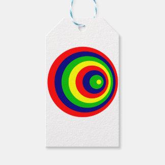 Colorful Etiqueta Para Presente