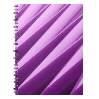 Colorfull e caderno abstrato