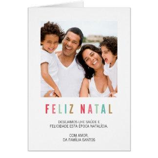 Coloridas dos festas dos comemorativos | de cartão comemorativo
