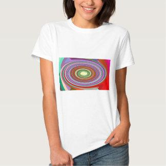 Colorido e corajoso t-shirt