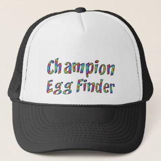 Colorido engraçado do inventor do ovo do campeão boné