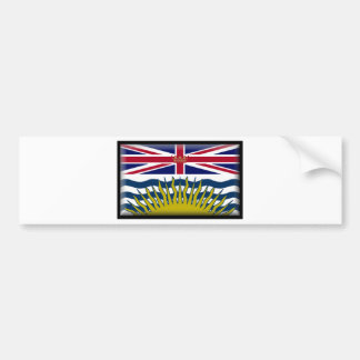 Columbia Britânica Adesivo