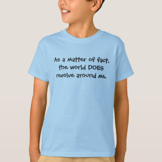 Com efeito… T-shirt Camiseta