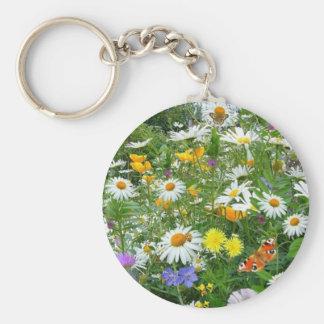 COM flores do imagem faz o campo Chaveiro