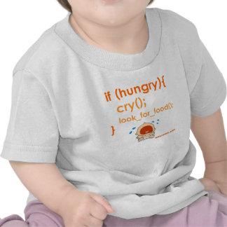 Com fome tshirts