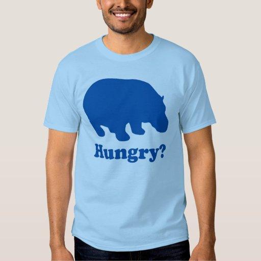 Com fome? t-shirt