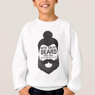 Com grande barba vem a grande camisa da