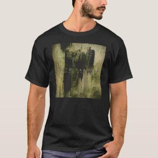 Com paixão - no t-shirt do meio… camiseta