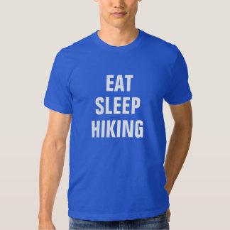 Coma a caminhada do sono tshirt