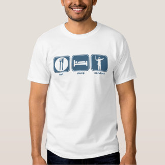 coma a conduta do sono tshirts