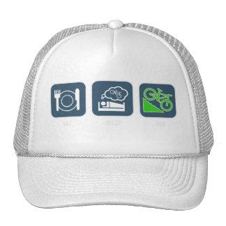 Coma, durma, Bike o chapéu Boné